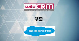 sales force v. suiteCRM– the Open Source alternative