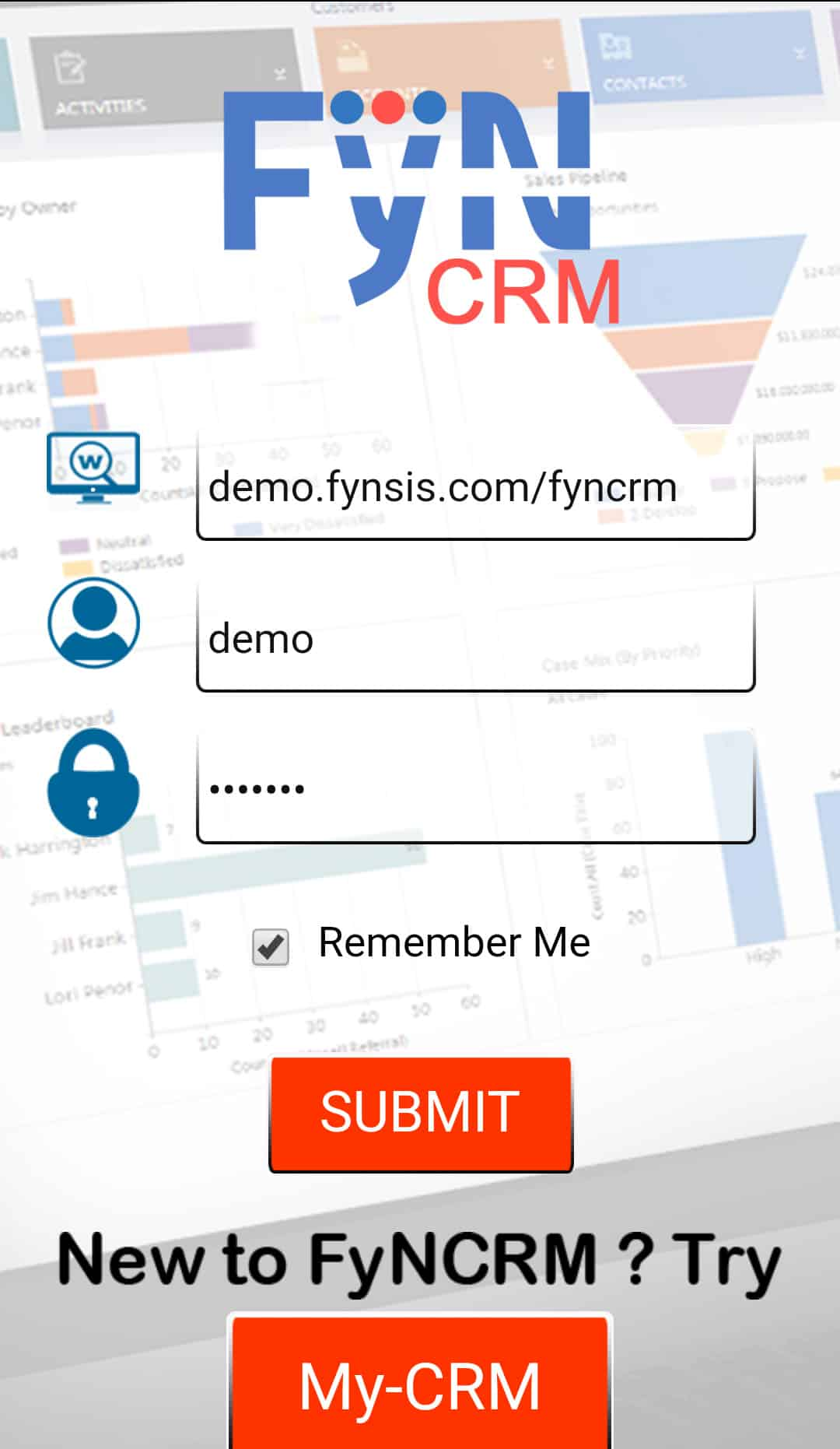 Mobile CRM 8