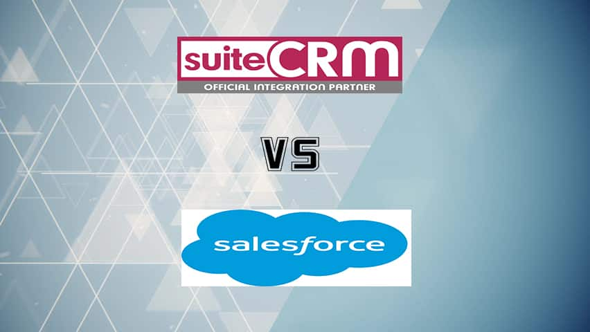 SuiteCRM Comparison 3