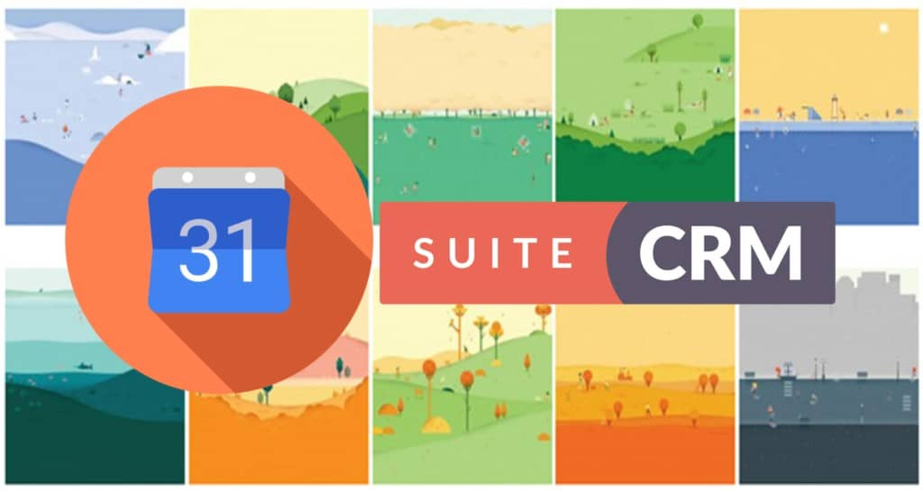 SuiteCRM Google Calendar Integration plugin