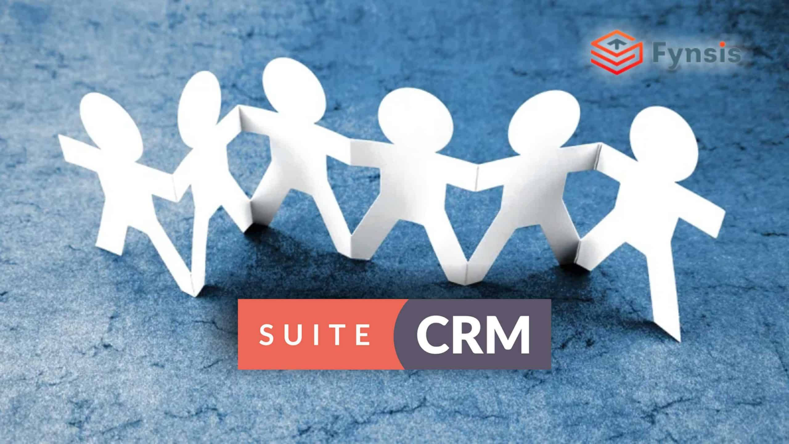 All about Contact Management on SuiteCRM